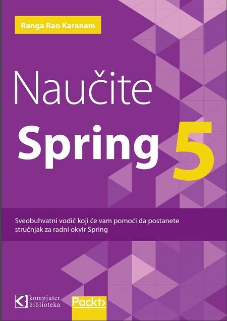 Naučite Spring 5