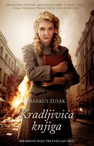 Kradljivica knjiga - Markus Zusak
