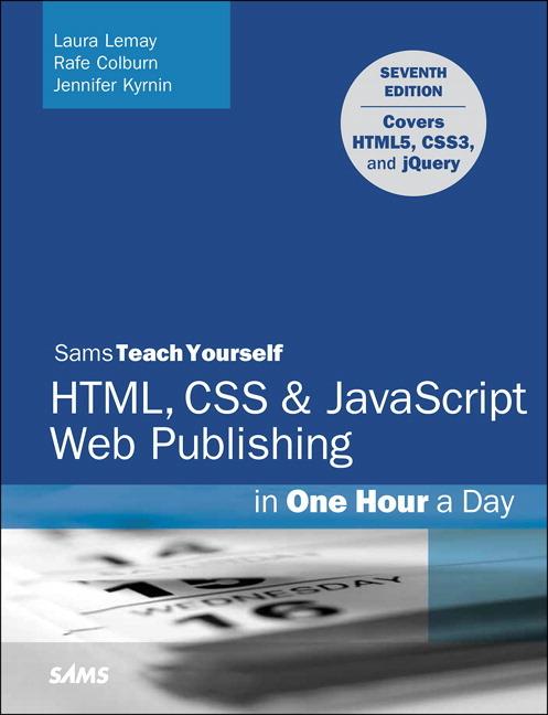 HTML5, CSS3, JavaScript veb izdavaštvo