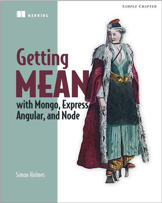 MEAN - Mongo, Express, Angular and Node web development