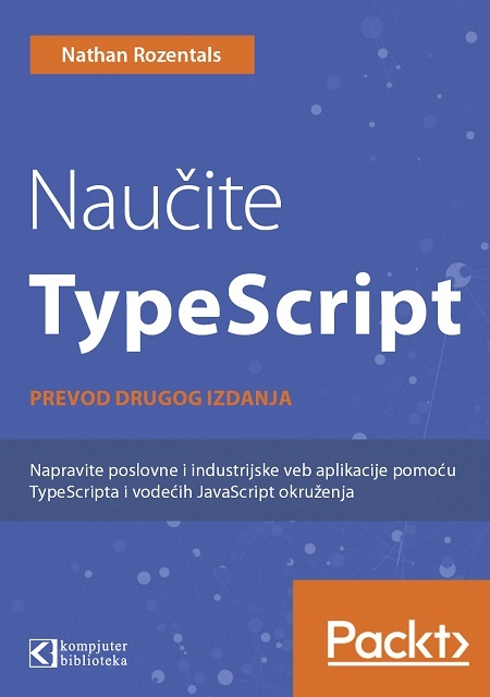 Naučite TypeScript prevod drugog izdanja