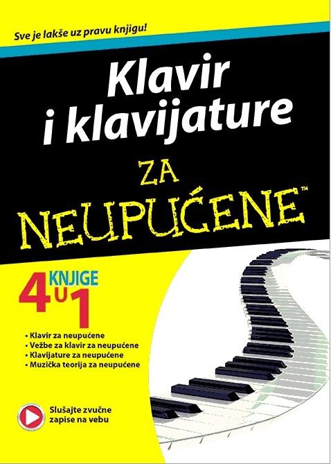 Klavir i klavijature za neupućene