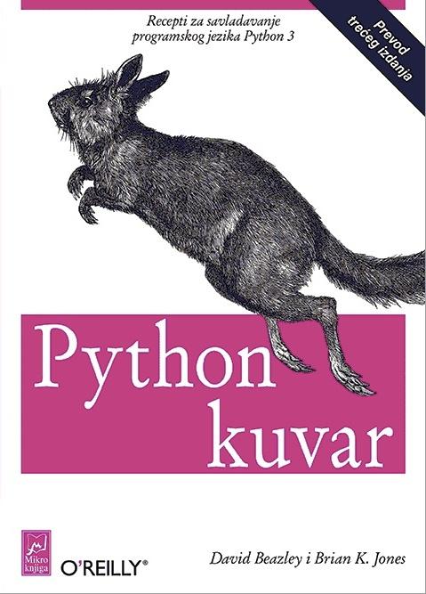 Python kuvar, prevod 3. izdanja