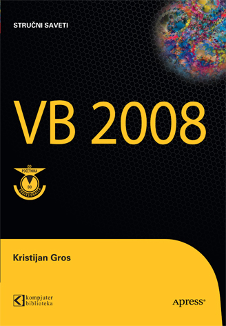 Visual Basic 2008: Od početnika do profesionalca