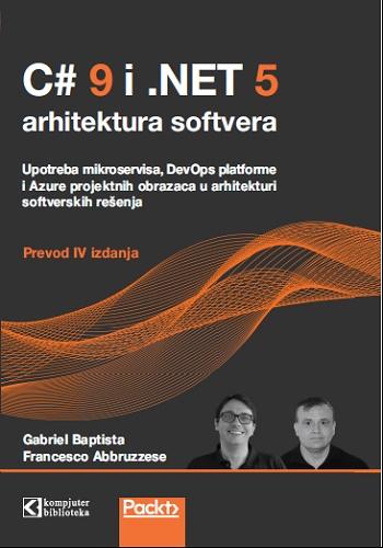 C#9 i .NET 5 arhitektura softvera, prevod drugog izdanja