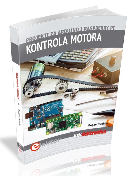 Kontrola motora, projekti za Arduino i Raspberry PI