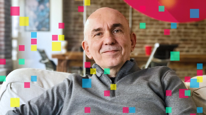 Legendary Game Maker Peter Molyneux Talks