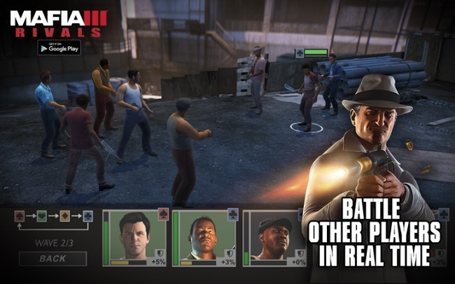 Mafia III Rivals coming to Android on October 7