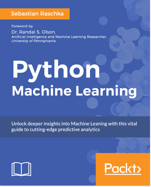 python machine learning libraries