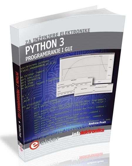 Python 3 za inženjere elektronike programiranje i GUI