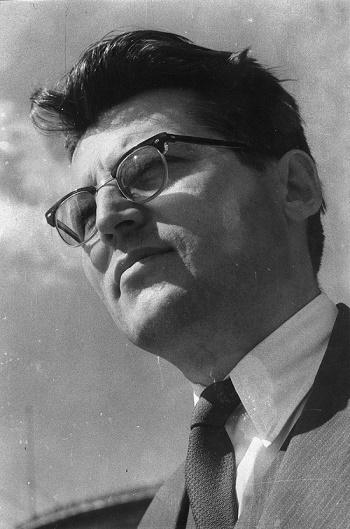 S.Kragujevic,_Dobrica_Cosic_1961