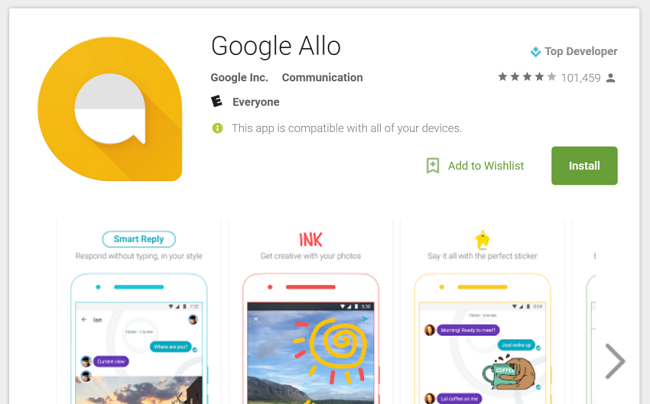Try Allo yet, Over 1 million people already have