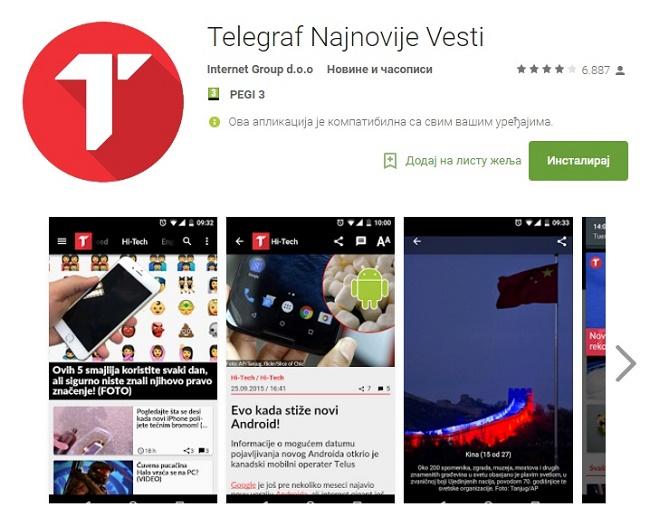android-aplikacija-telegraf