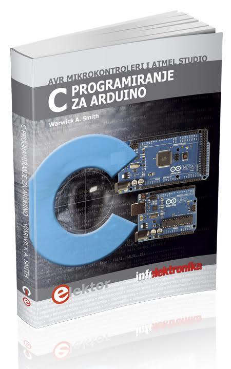 C programiranje za Arduino AVR mikrokontroleri i Atmel Studio