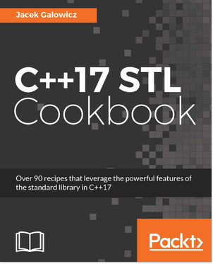 C++17 STL Cookbook