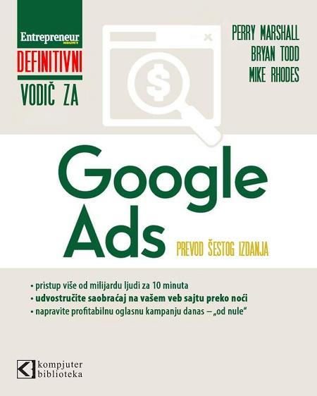 Google Ads, definitivni vodič prevod šestog izdanja