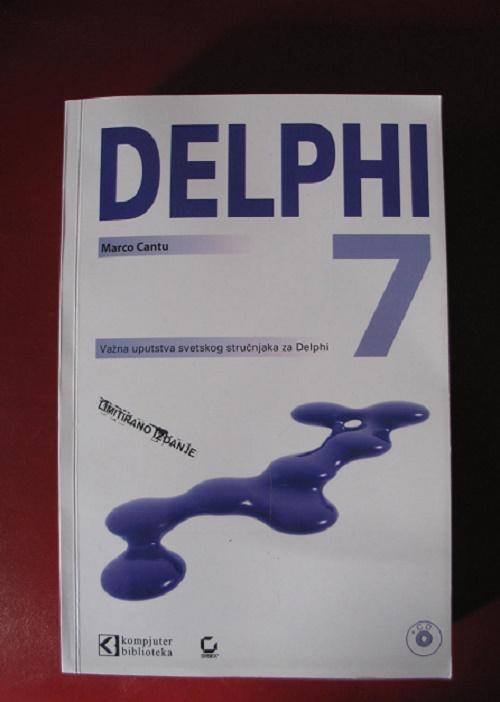 Delphi 7 - Limitirano izdanje