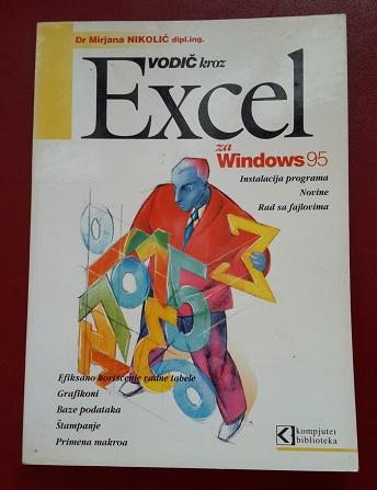 Excel za Windows 95