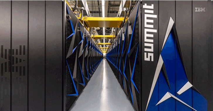 fastest-supercomputer-summit