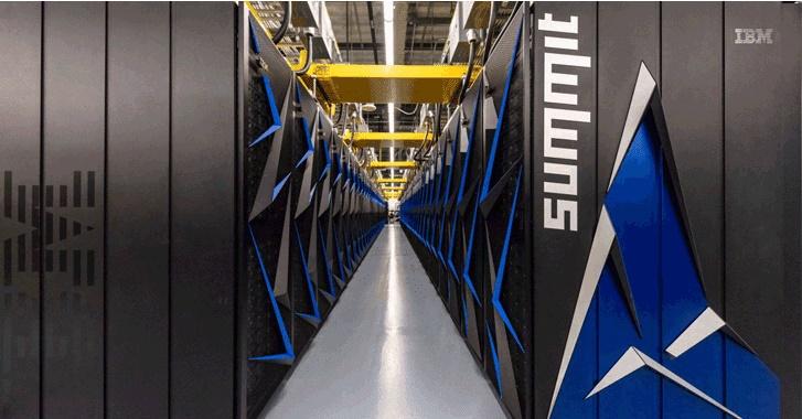 fastest-supercomputer-summit