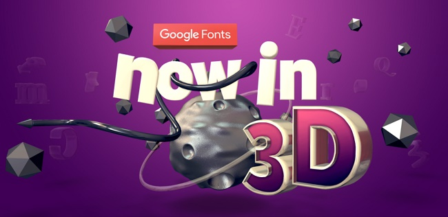 google-fonts-now-in-3d