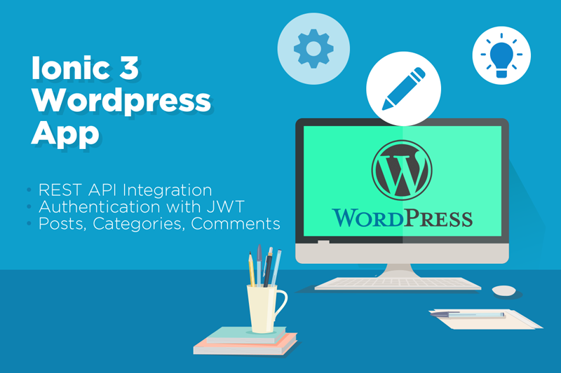 ionic-wordpress-integration