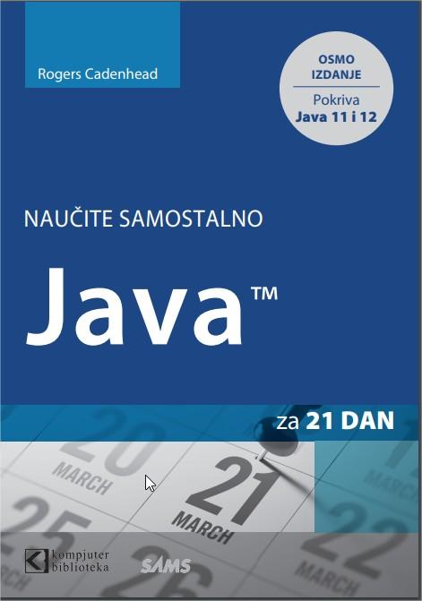 Java 11 i 12, naučite za 21 dan, prevod osmog izdanja