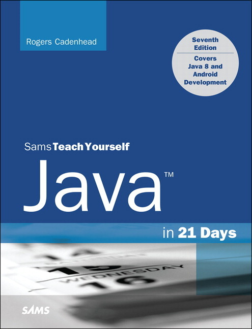 Java 8 in 21 days