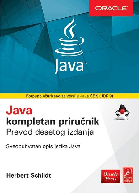 Java JDK 9 kompletan priručnik, prevod X izdanja
