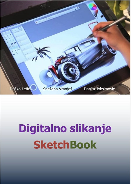 SketchBook digitalno slikanje