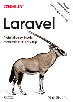Laravel - Radni okvir za izradu modernih PHP aplikacija