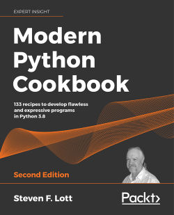 Modern Python Cookbook - Second Edition