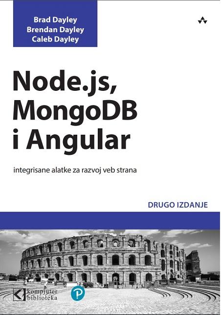 Node.js, MongoDB i Angular integrisane alatke za razvoj veb strana