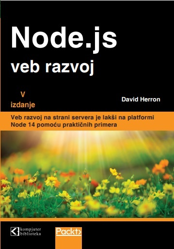 Node.js veb razvoj - prevod petog izdanja