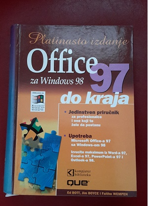 Office 97 za Windows 98 — Do kraja