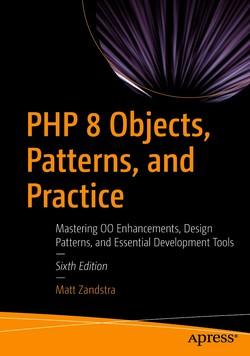 PHP 8 objekti,obrasci i praksa objektno orijentisan pristup