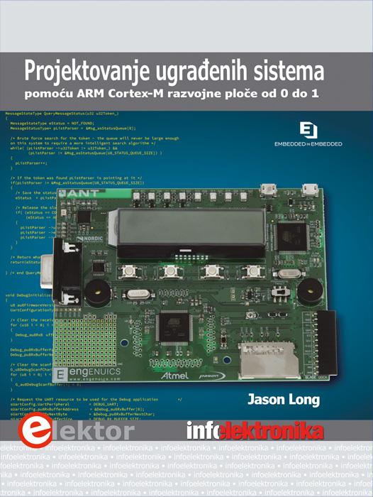 Projektovanje ugrađenih sistema pomoću ARM Cortex-M razvojne ploče od 0 do 1