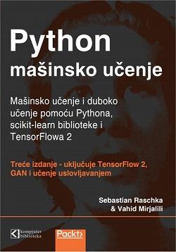 Python mašinsko učenje, prevod trećeg izdanja