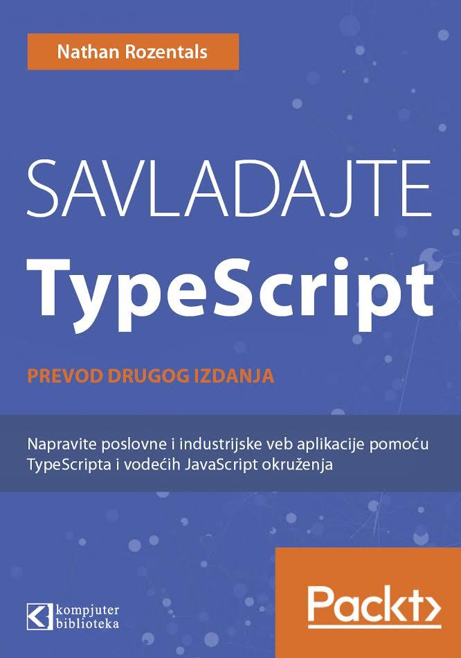 Savladajte TypeScript