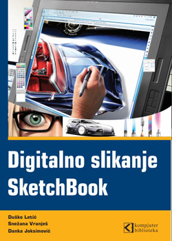SketchBook digitalno slikanje