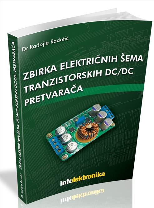 Zbirka električnih šema tranzistroskih DC-DC pretvarača