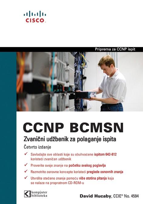 CCNP BCMSN - Zvanični udžbenik za polaganje ispita