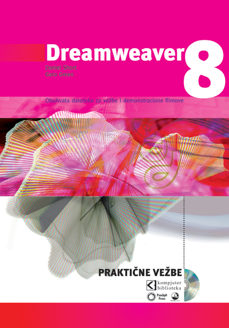Dreamweaver 8, praktične vežbe