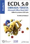 ECDL 5.O - Obrada teksta - Word 2007