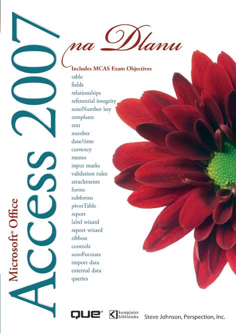 Access 2007 na dlanu