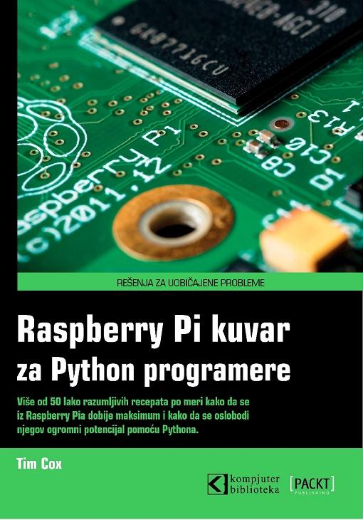 Raspberry Pi kuvar za Python programere