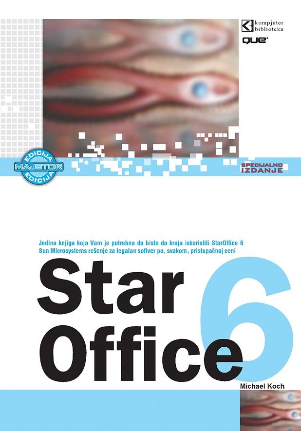 StarOffice 6.0 majstor