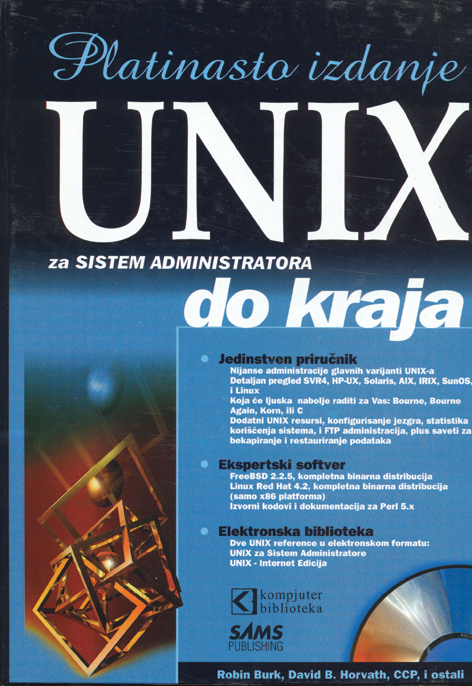 Unix za sistem administratore