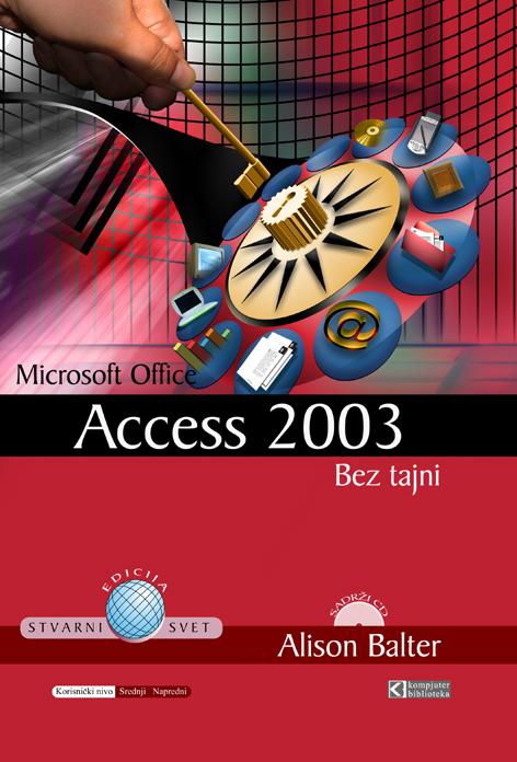 Access 2003 - bez tajni