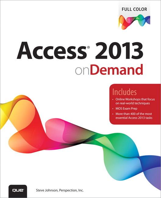 Access 2013 na dlanu